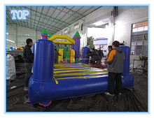 inflatable boxing ring with gloves kids inflatable wrestling ring