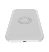 Qi MFI Wireless Charger, Mini Qi Charging Pad for Samsung Galaxy S7
