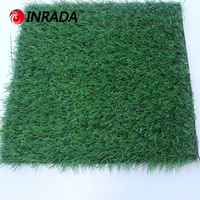 Football Field Artificial Grass With Green