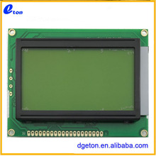 LCD12864 (3.3V Blue Backlight) 128*64 12864 LCD LCM Display Module TN/STN White Character