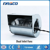 High quality D2E133 EC dual inlet electric air blower with great price