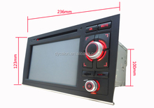 for audi a4 dvd gps navigation radio tv bluetooth ipod/navigation for audi a4 with gps/car radio with gps for audi a4