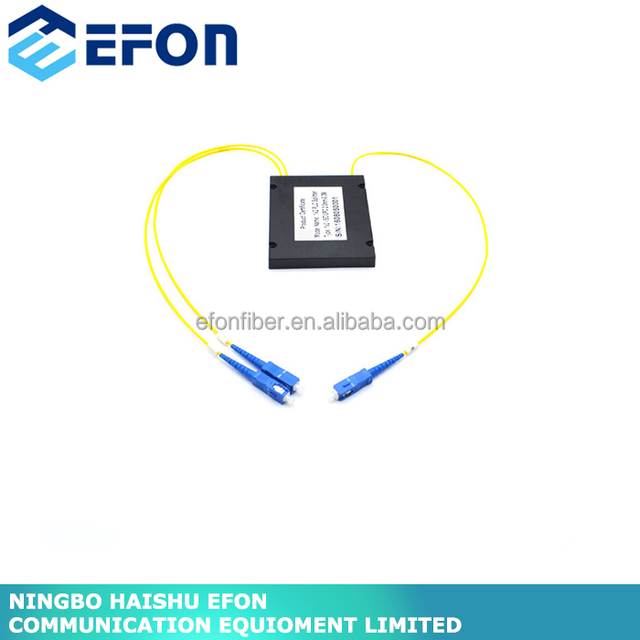 high quality best price Fan fiber optic splitter Out Pigtail