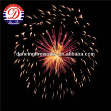 Silver willow Display Shells Fireworks
