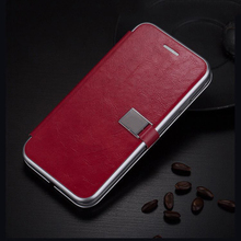 new arrivals 2018 ultra slim pu leather wallet case for iphone 8 flip covers for apples 7/8 case