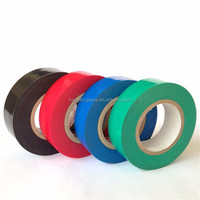 20m high voltage insulation pvc electrical tapes