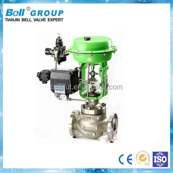 Flow control valve for water pneumatic regulating valve