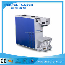 electronic products ID card portable fiber laser engraving machine with air cooling