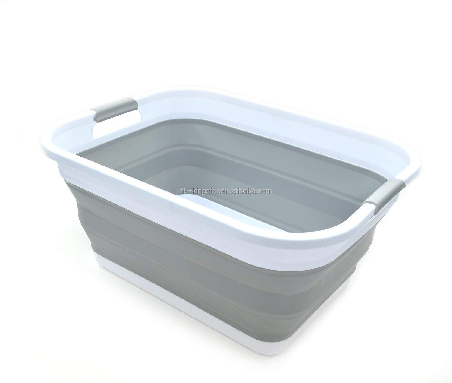 Wholesale Cheap Foldable Laundry Basket Collapsible Laundry Bin