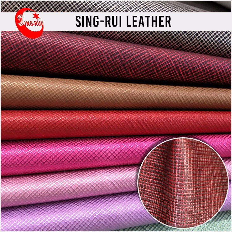 Classic Soft Feeling 54/55'' Width PU Artificial Leather for Shoes