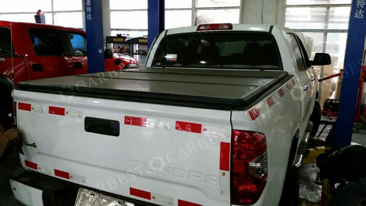 High Quality pick up cover bed for Amarok, Crew Cab, 5' Short Bed 2010-2014 hard tonneau cover
