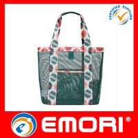 travel beach nylon mesh bags