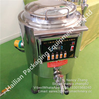 Dairy Milking Stainless Steel Small Pasteurizer Machine Price