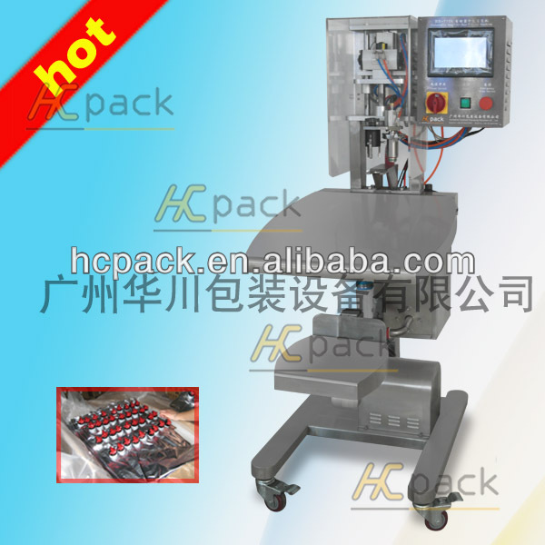 20L bag cooking oil filling machine
