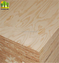 Slotted Radiata Pine Plywood For Funiture pinus sylvestris Pine Plywood