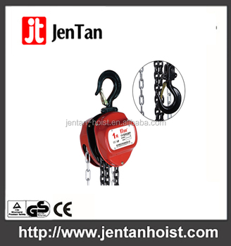 2 ton chain pulley block in hoists