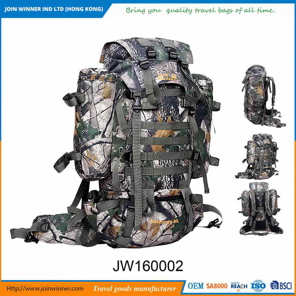 Custom Size The Waterproof Backpack At Good Price