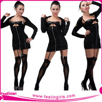 Large Stock Sexy Bad Girl Sexy Adult Cosplay Costume