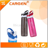 Personalized club promotion gift sport drinking bottle with alkaline filter