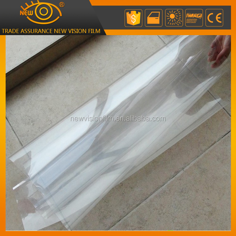 uv protection car tint film safety & security film New vision high control window tint film solar control window