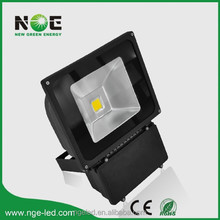 PF>0.95 IP65 UL TUV driver waterproof 80w led flood light outdoor led projector