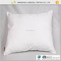 Fashion neck pillow case pillowcase for hospitality