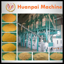 full automatic maize flour miller with price, corn flour miller price