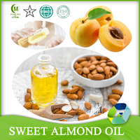 Plant Essential Sweet Almond Oil Extract for Baby Care Oil