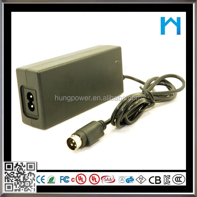 AC DC Adaptor 24v 2.5a 60w for Massage adapter UL listed
