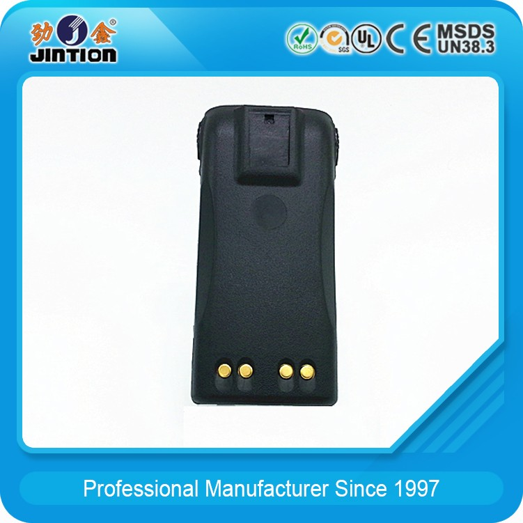 Replacement battery for HNN4017 Ni-MH 7.2v 1600mAh GP88S two way radio