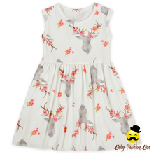 Baby Boutique Floral Prints Formal Designs Girls Dresses Smocked Children Clothing Wholesale
