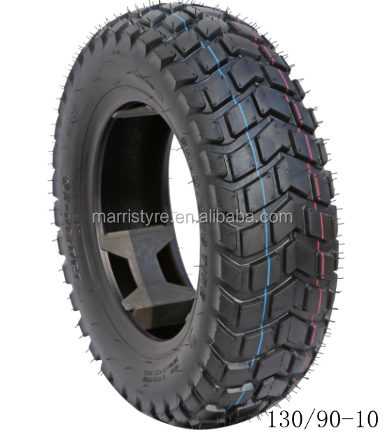 High Proformance Motorcycle Tyre 130/90-10