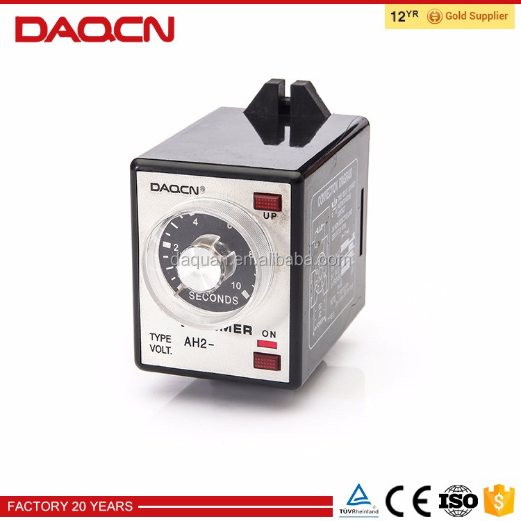 China Professional Manufacture Delay Timer Time Relay