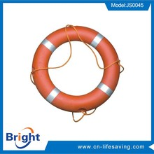 Professional life buoy rescue ring with low price
