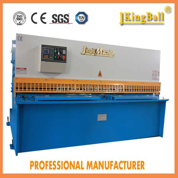 New model and High Quality CNC large hydraulic panel veneer guillotine shearing machine