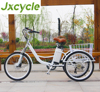 JXCYCLE three wheel electric adult tricycle for adult