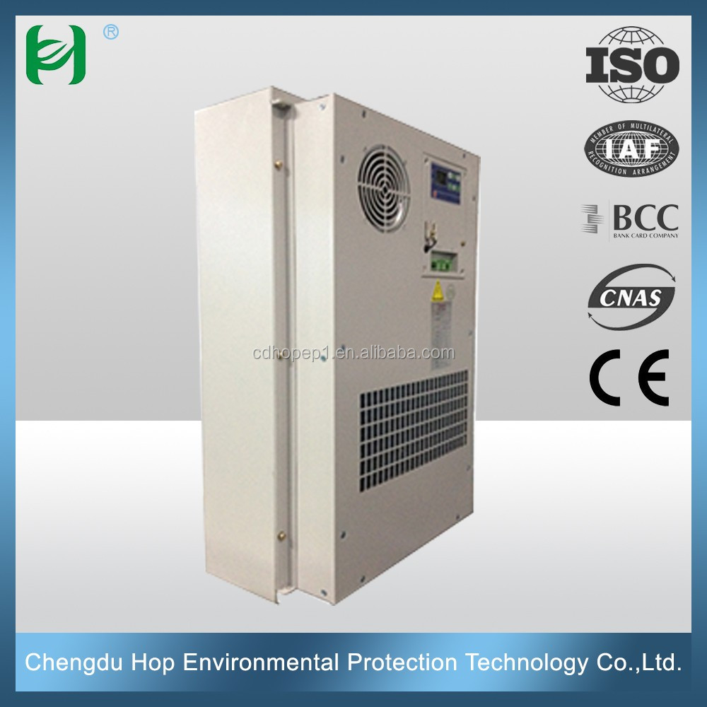 300w outdoor wall mounted cabinet air conditioner for micro station