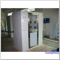 High quality Automatic air shower room
