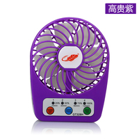 Rechargeable usb mini cooling fan portable Mini Handheld Air Cooling Fan