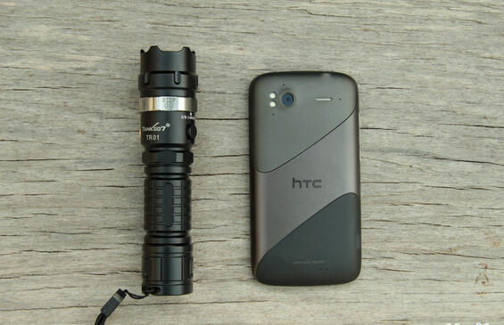 Tactical rechargeable xml-t6 power led flashlight torch better than magliter torches