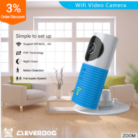 Clever Dog P2p WiFi IP Camera
