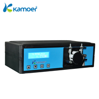 Precise tropical fish aquarium - Kamoer pump