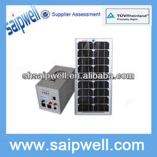 NEW MINI SOLAR POWER GENERATOR FOR HOME USE