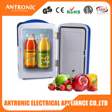 Antronic ATC-004B counter top 6 cans 4 liters mini portable fridge