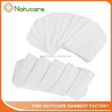 Bamboo Insert Bamboo Booster for baby cloth diaper nappy