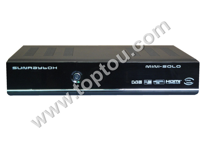 2014 the newest Sunraybox mini solo HD satellite receiver