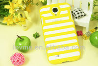 Vogue Love Ladder Shape Hollow Out Stripe Matte Case Cover For Samsung Galaxy S4 SIV i9500