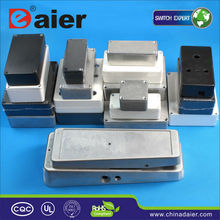 DAIER effects small aluminum enclosures