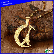 20mm x22mm necklace simple gold pendant design