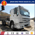 New Condition and 351-450hp Horsepower HOWO 40Ton 6x4 Tractor Truck